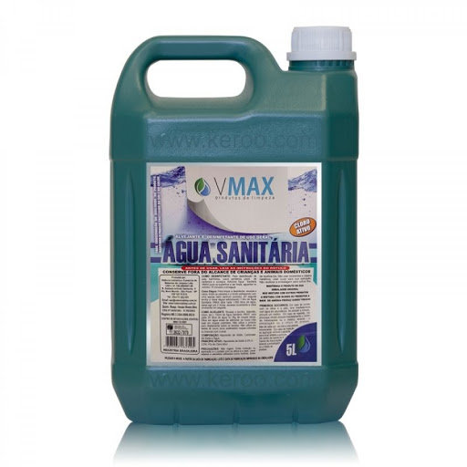 Água Sanitária VMAX 5L