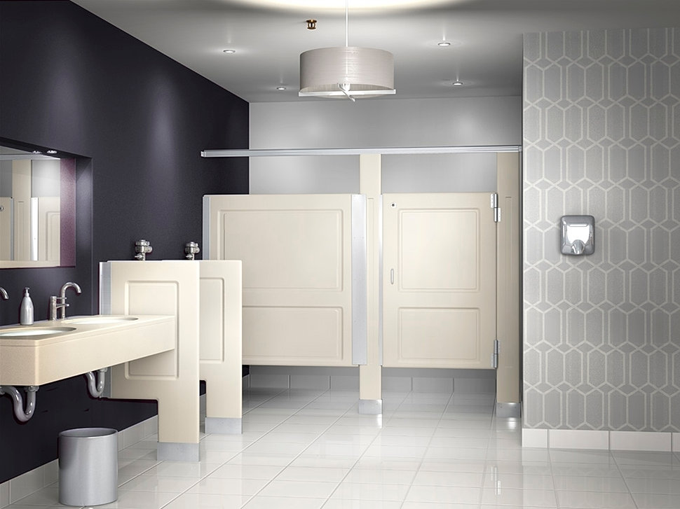 C a distributors inc for Partitions for bathrooms