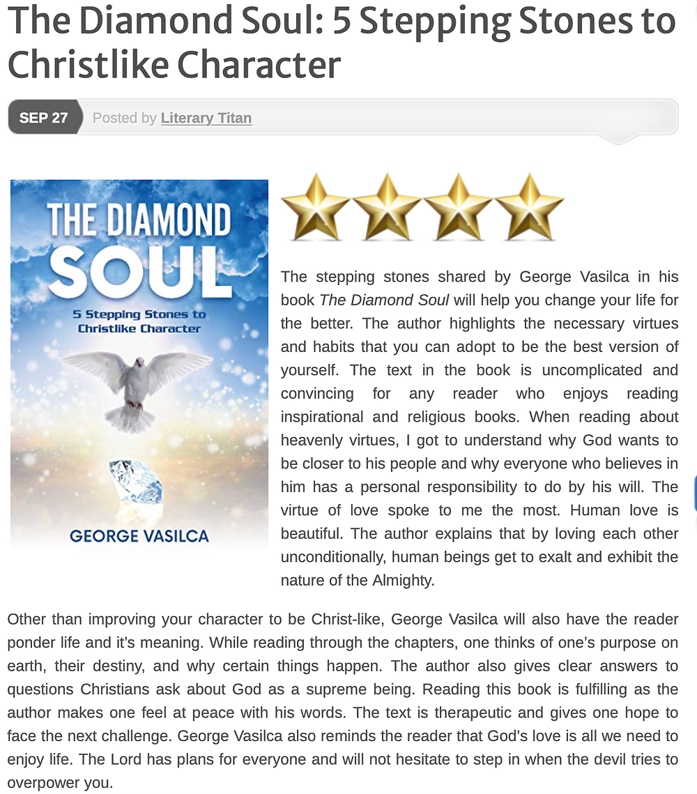 Editorial review of the Diamond Soul