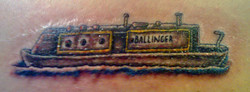 Pete Ballinger's Ballinger Tattoo