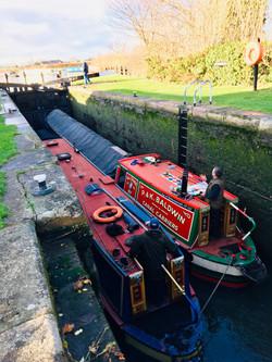 Ballinger on the River Trent