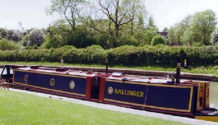 Ballinger complete in the 1970's