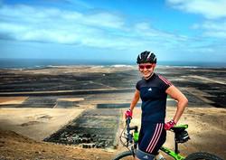 Lanzarote Mountain Biking