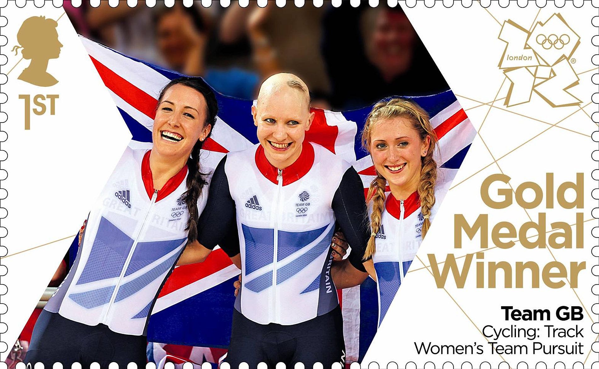 London 2017 Stamps