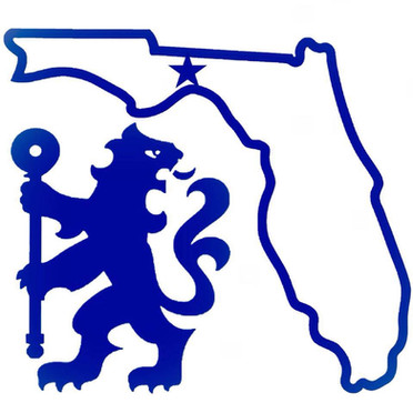 North Fl Blues Logo