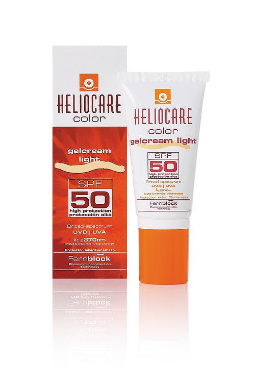 Heliocare color gel cream SPF 50