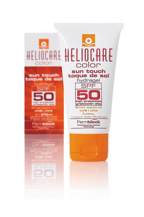 Heliocare Color hydragel SPF 50