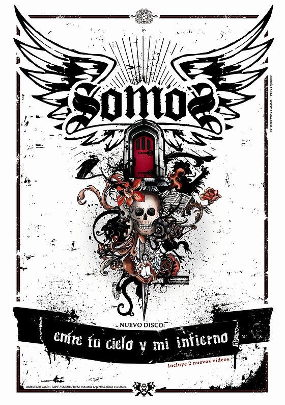 somos banda de rock en the roxy argentina musica flyer invitacion nuestrosomos fotos somos vivo rock hardrock hard rock melodico melódico .com.ar