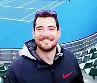 Beach tennis Australia Teacher. Thiago was the first teacher.