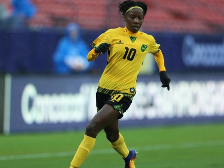 Jamaica's U20 girls defeat Canada to advance to round of 16 in World Cup qualifiers