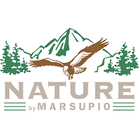 logo marsupio nature caccia