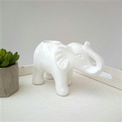 White Elephant Burner