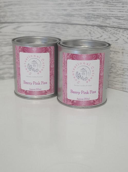 Berry Pink Fizz