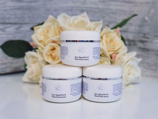 Luxury Face and Body Creams