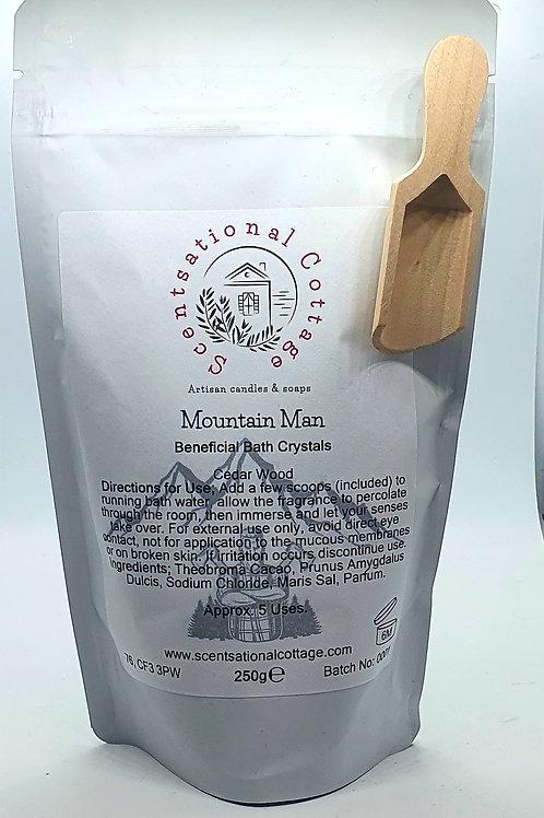 Mountain Man Bath Soak