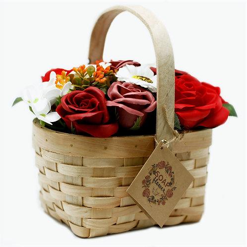 Large Ruby Cottage Basket