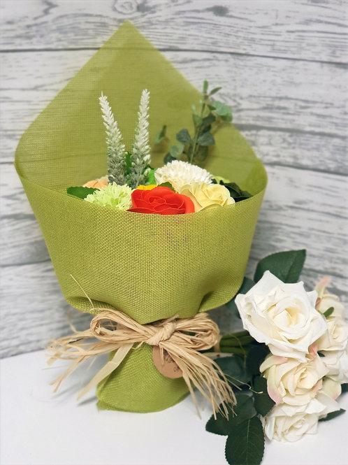 Spring Awakening Soap Bouquet