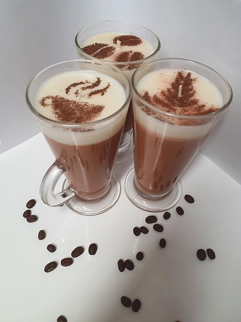 Caramel Vanilla Late