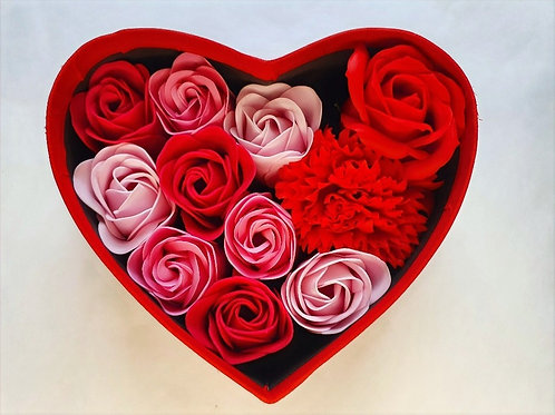 Romantic Bath Flowers