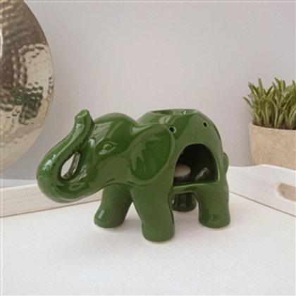 Jade Elephant Burner