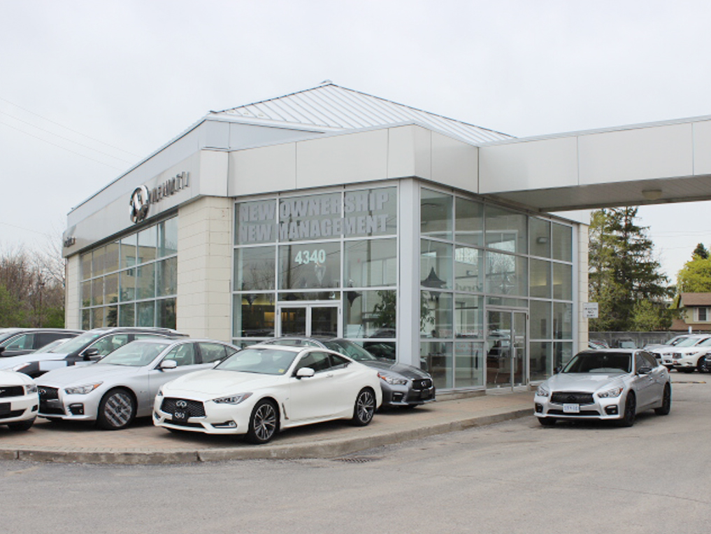 Markham Car Dealership