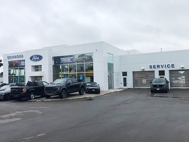 Mississauga Car Dealership
