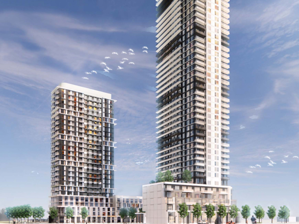 Toronto Condominium Site