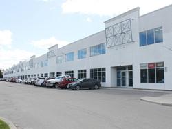 Aurora Industrial Building