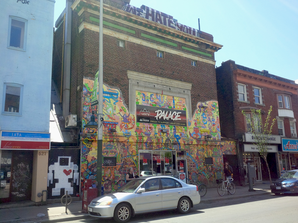 Toronto Entertainment Venue