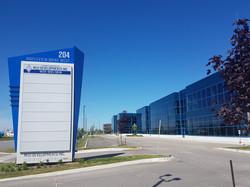 Barrie Industrial Building