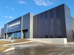 Toronto New Industrial Construction