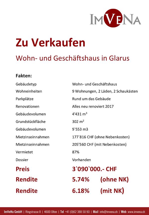 Immobilie kaufen - ImVeNa GmbH