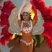 ブラジル人ダンサーMonica,ブラジル人モデルタレント