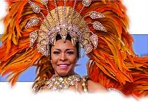 Carmen Mita CEO da Brasil KIkaku, produtora de shows internacionais em Kansai, Japao. カルメン三田、関西インターナショナルショー、外国人タレントプロダクション