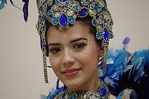 ブラジル人ダンサーMichelle,ブラジル人モデルタレント