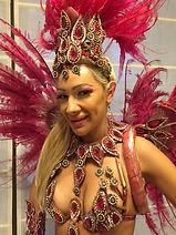ブラジル人ダンサーLIVVIE,ブラジル人モデルタレント