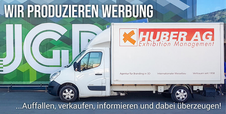 Huber ag werbetechnik