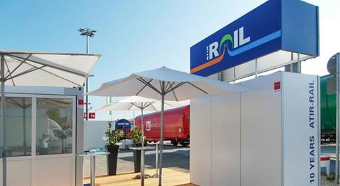 Huber AG Rail