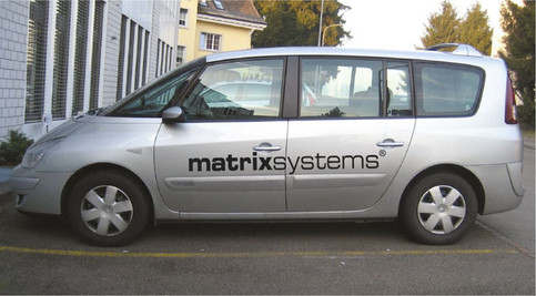 Huber AG Matrix Systems