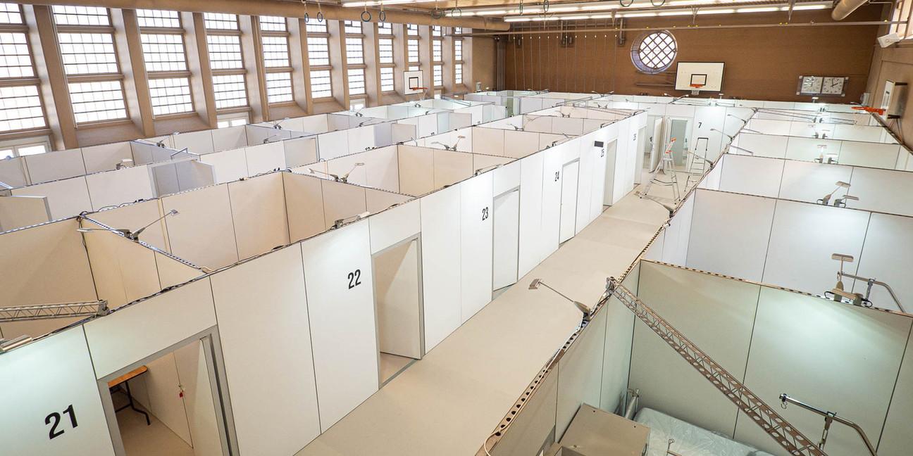 Überbauungen in Zürich Unispital