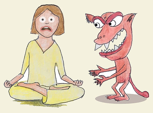 Meditation Trauma, Dark Side of Meditation, Shadow of Meditation