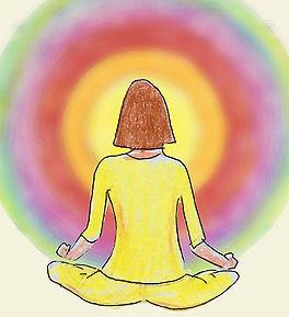 Witness Consciousness, Meditation, depersonalization disorder, dissociative disorder, dissociation.