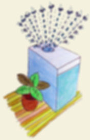 Healing Humidifier, Structured Humidified Air