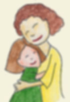 therapeutic relationship, mothering love, secure attachment, healthy bond, healthy attachment, healthy childhood
