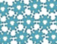 Organized structured water molecules