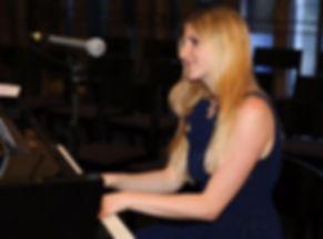 Singen mit Klavierbegleitung
