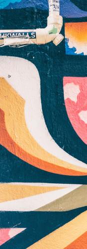 Colorful Abstract Graffiti