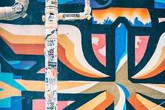 Colorful Abstract Graffiti
