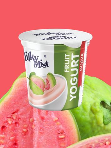 Guava Yogurt