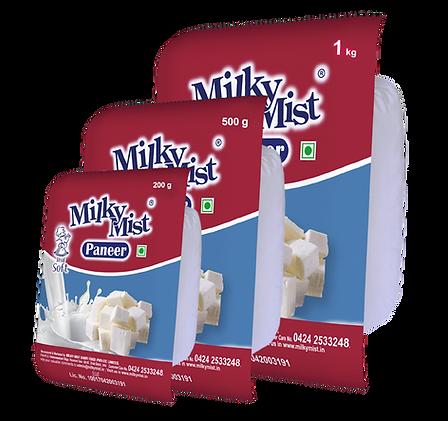 Milkymist Paneer